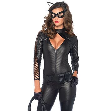 Wicked Kitty Costume