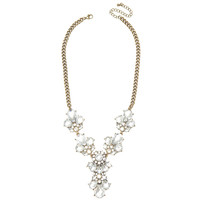 Flora Frost Necklace
