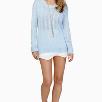 Skies The Limit Knit Sweater $51