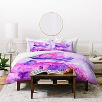 Viviana Gonzalez Watercolor Love 1 Duvet Cover