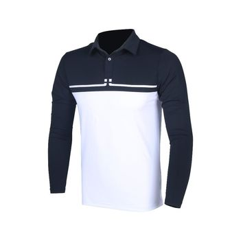 Men's golf clothes classical outerwear sweater Shirts