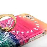 Double protection,Ring Stand iphone 6 plus case,idea iphone 6 case,