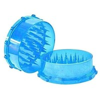 Jumbo Plastic Herb Grinder Assorted (1 Count)