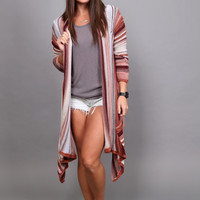 Desert Sunset Cardigan {Sand}