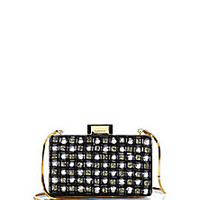 Lanvin - Beaded Leather Miniaudiere - Saks Fifth Avenue Mobile