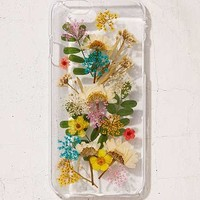 Zero Gravity Wildflowers iPhone 7 Plus Case   Urban Outfitters