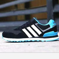 Adidas NEO Perspective Breathable Leisure Sports Shoes Black B-DXTY-XZ Tagre™