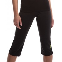 Bamboo Fitted Capri - Black - Bamboo Fit - Women's