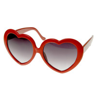 Heart Shaped Lolita Sunglasses