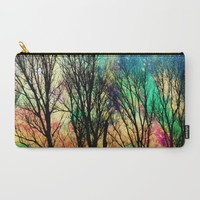 crazy sky Carry-All Pouch by Haroulita | Society6