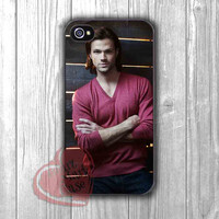 Jared Padalecki Photo -t3 for iPhone 4/4S/5/5S/5C/6/ 6+,samsung S3/S4/S5,samsung note 3/4