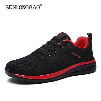 2020 New Summer Men Shoes Mesh Breathable Men's Casual Shoes  Comfortable Fashion Lightweight Moccasins Men Sneakers Size 35-48