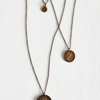 Change of Scene Necklace by ModCloth