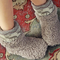 Blizzard Cozy Slippers