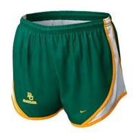 Academy - Nike Women's Baylor University Tempo Short