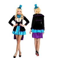 CREYON cosplay role playing game clothing Halloween magic circus animal trainer [8978979463]