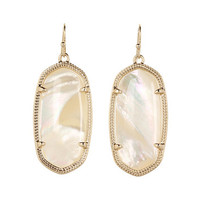 Kendra Scott Elle Earring Ivory - Zappos.com Free Shipping BOTH Ways
