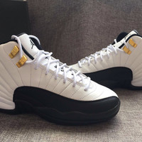 "Air Jordan Retro 12 ""Taxi"" GS"