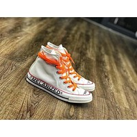 Off-White x Converse Chuck Taylor 1970S Virgil Abloh THE TEN
