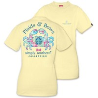Simply Southern Plaids and Bows Tee