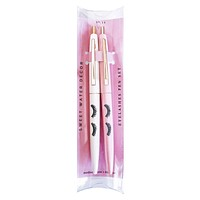 Eyelashes Pen Set with Signature Hand Drawn Eyelashes