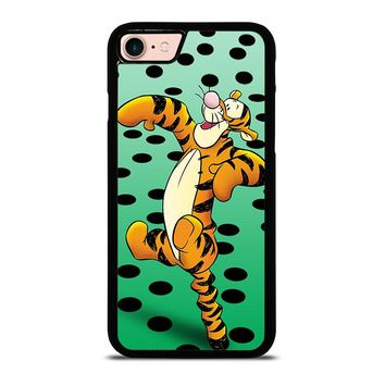 TIGGER Winnie The Pooh iPhone 8 Case Cover