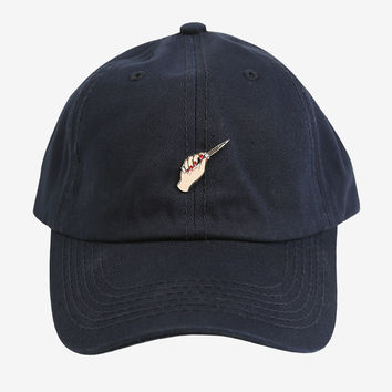 Knife Pin Hat by See You Never