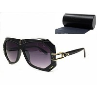 CAZAL Sunglasses with Black Polarized Lenses for Men or Women
