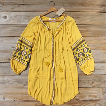 Crystal Springs Tunic Dress
