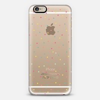 Multi Colored Confetti Dots iPhone 6s case by Sarah Hearts   Casetify