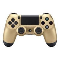 Sony DualShock 4 Controller for PlayStation 4, Gold - Walmart.com