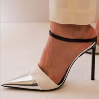 Hot style sells sexy pointed sandals with high heels