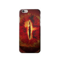 P1628 Eye of Sauron Lord of The Rings Phone Case For IPHONE 6S