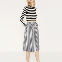 CROPPED SWEATER - View All-KNITWEAR-WOMAN | ZARA United States