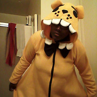 FIVE NIGHTS at FREDDYS Golden Freddy Kigurumi / Onesuit