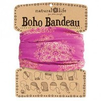 Natural Life Boho Bandeau Headbead and Accessory BBW021