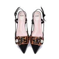 Fendi Beautiful fashion sandals and high heels