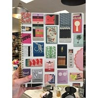 kate spade new york Matchbook Spiral Notebook
