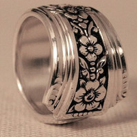 Fortune Spoon Ring