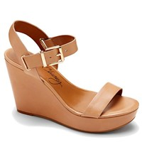 Arturo Chiang Paulline Ankle-Strap Wedge Sandals | Dillards