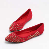 Womens Lovely Casual Flats