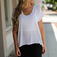 Plain and Simple Top – Dress Up