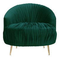 Opal Accent Chair EMERALD
