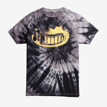 Bendy And The Ink Machine Tie Dye T-Shirt