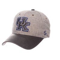 Licensed Kentucky Wildcats Official NCAA Supreme Adjustable Hat Cap by Zephyr 103036 KO_19_1
