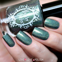 Powder Perfect Borders of the Forest Nail Polish (Hardwicke Collection)