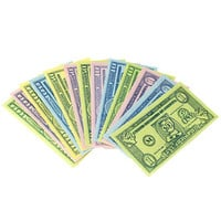 Monster Money Edible Paper Candy Bills 8-Packs: 36-Piece Box