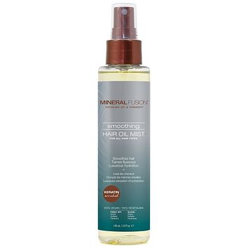 Mineral Fusion Dry Hair Oil, Smoothing - 4.9 Fz