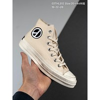 PEACEMINUSONE X Converse cheap mens and womens Fashion Canvas Flats Sneakers Sport Shoes