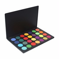 28 Color colorful Eyeshadow Palette Matte and shimmer Cosmetics Eye MakeUp Tool Makeup Eye Shadow Palette Eyeshadow Set